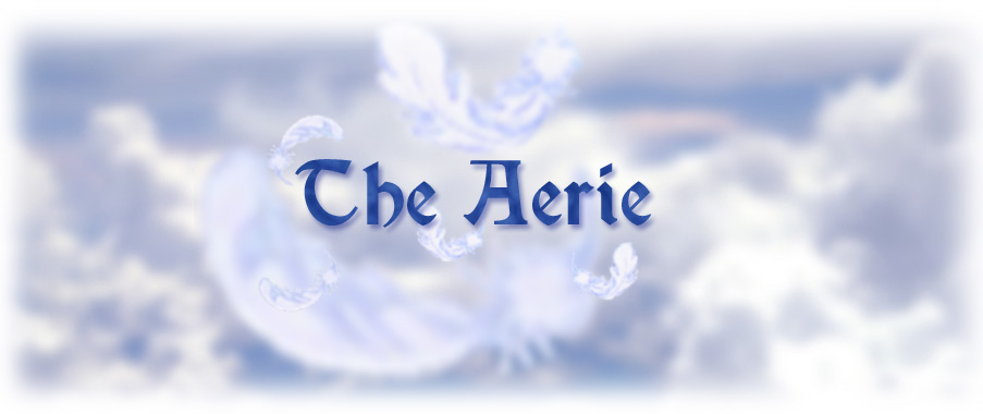 The Aerie - Art Gallery, Story Archive, and Online Obsession...